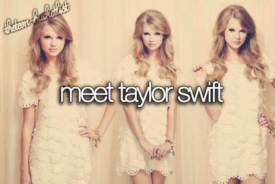 Meet Taylor Swift.