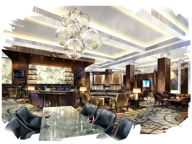 Hotel Derek Isnt The Only Galleria Area Getting A Bit Of Face Lift Royal Sonesta Houston Will Celebrate Its First Birthday With An E