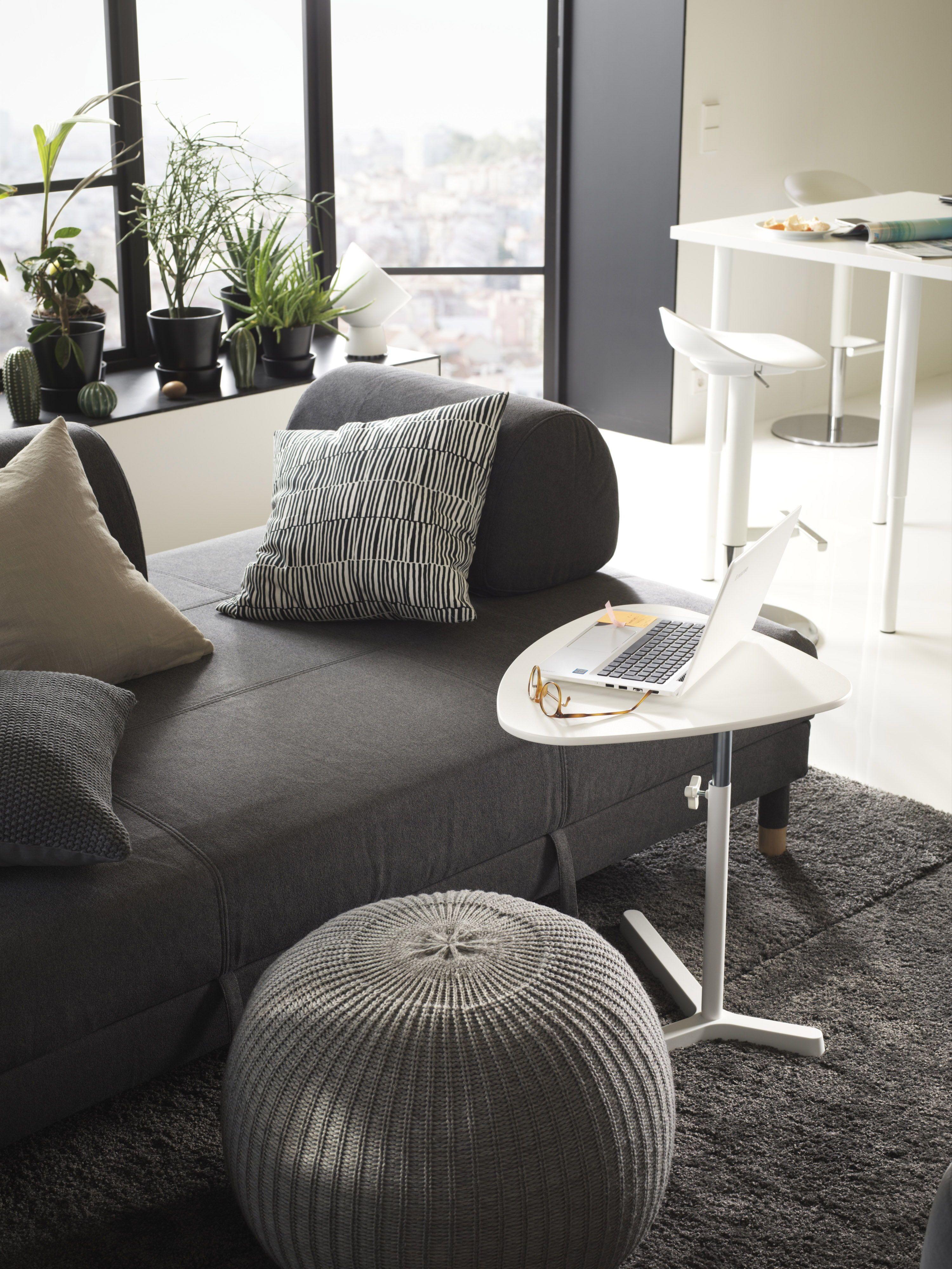 Svartåsen Laptophouder Zwart In 2019 Future Apartment Ideas