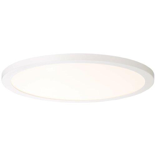 Wade Logan Jamari 1 Light Led Semi Flush Ceiling Light Flat