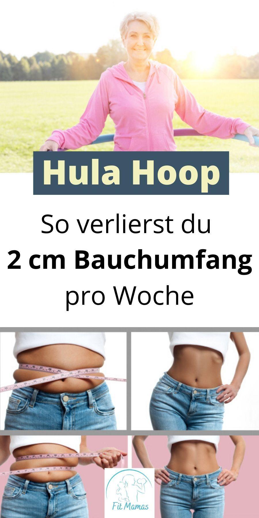 Abnehmen mit Hula Hoop Training   Pilates workout routine, Taille ...