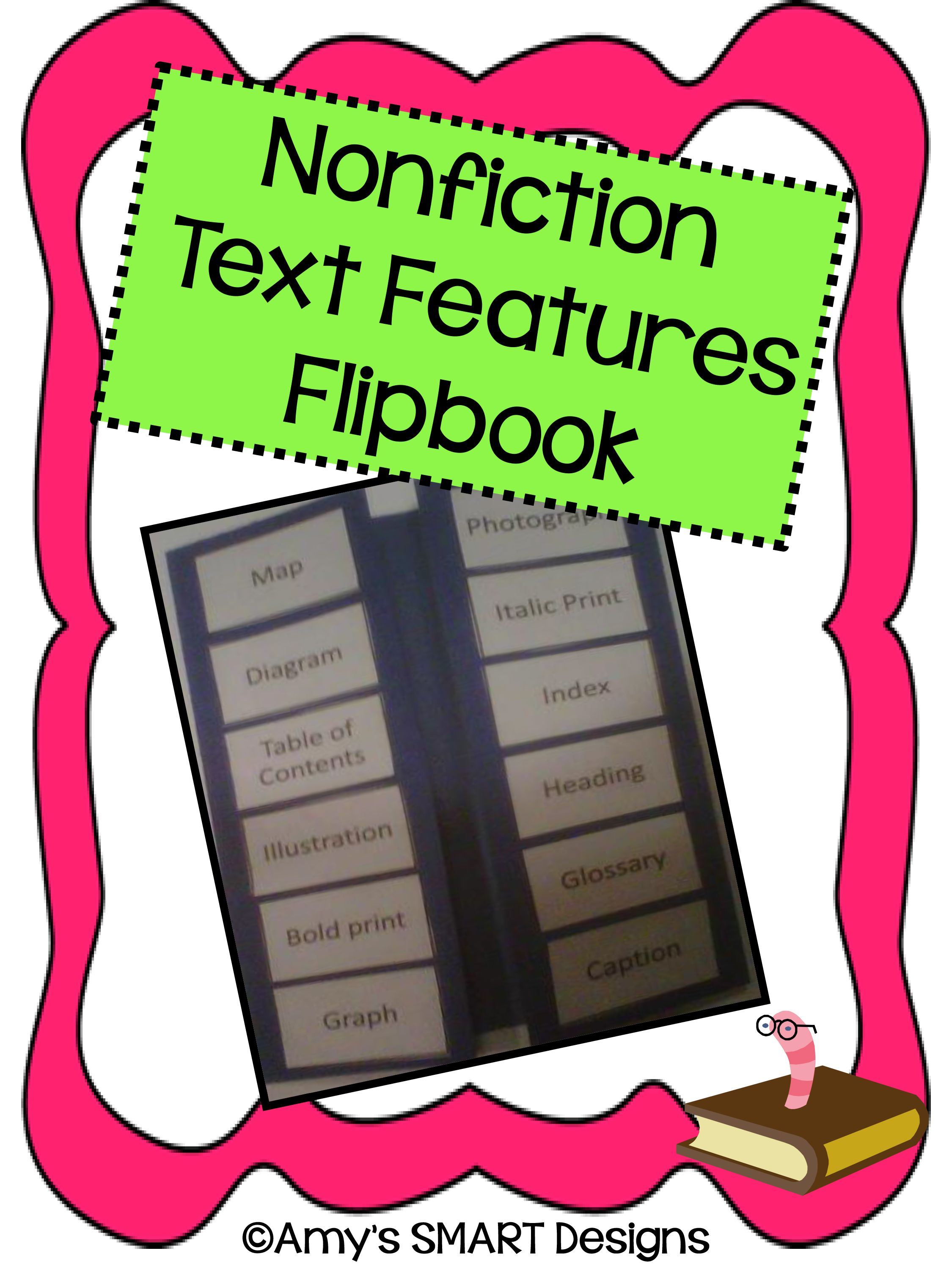 It S About Nonfiction Text Features And I Got It Free From