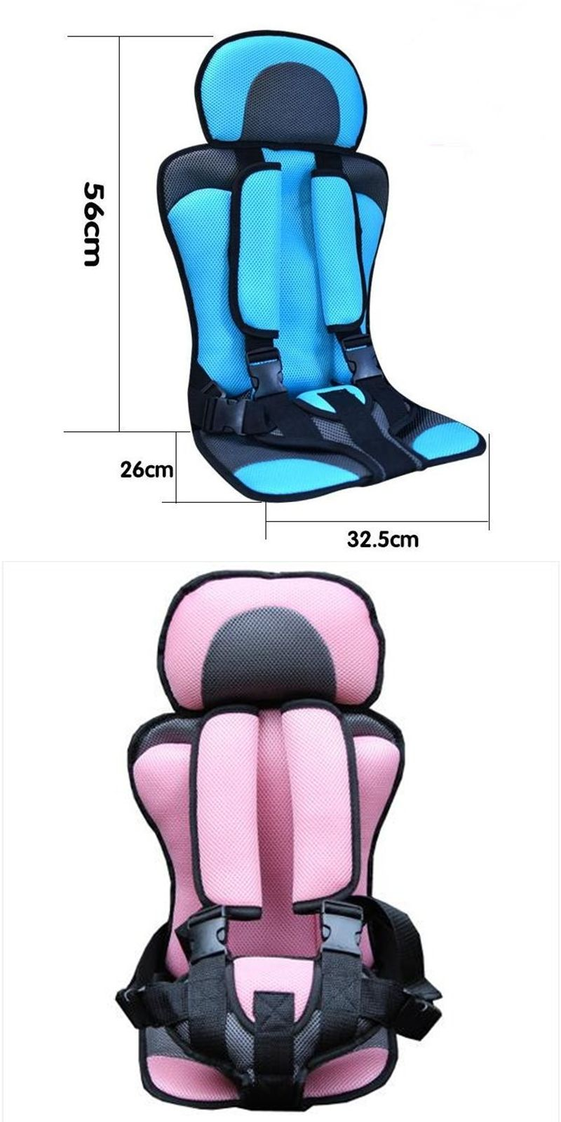 Accessories Comfortable baby Cartoon safety