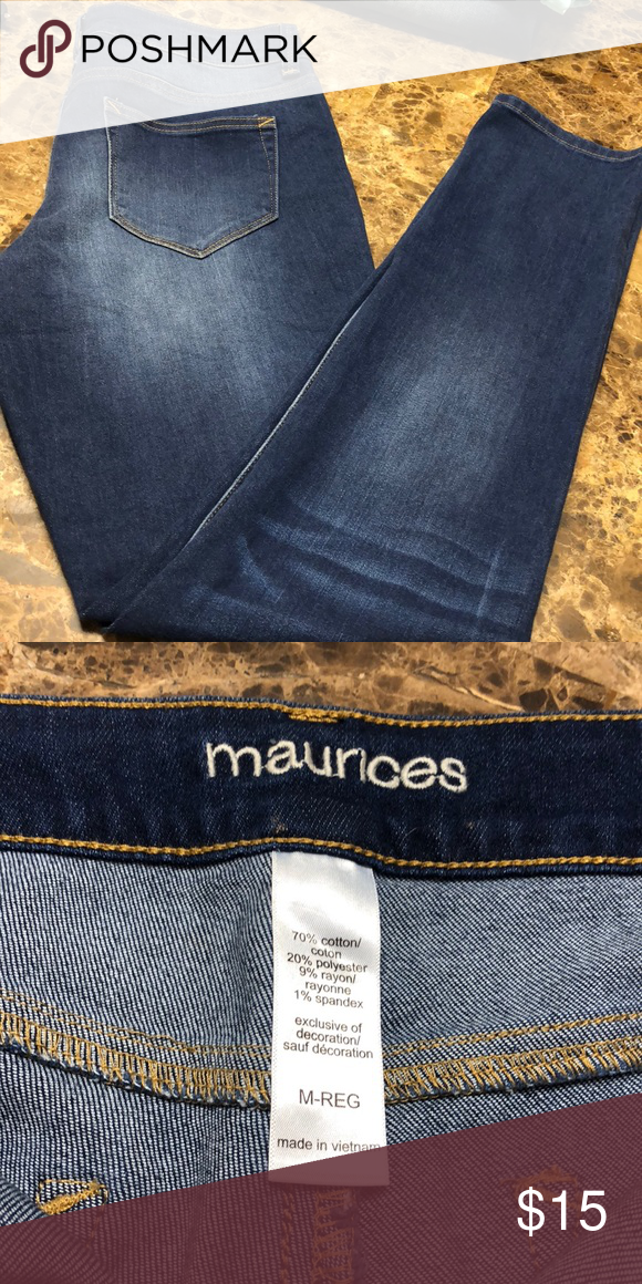 3ea8fe050 Women's jeggings Maurice's size med jeggings Maurices Jeans Skinny ...