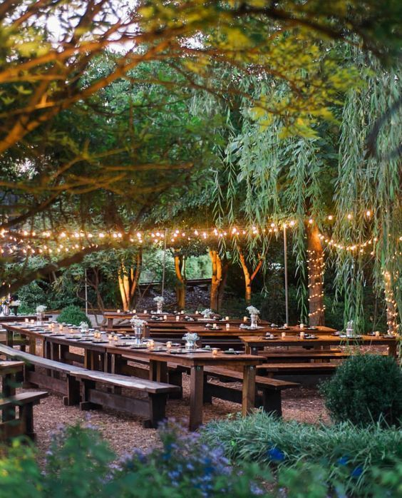 Unique Garden Wedding Ideas: Pin On Most Gorgeous Wedding Venues
