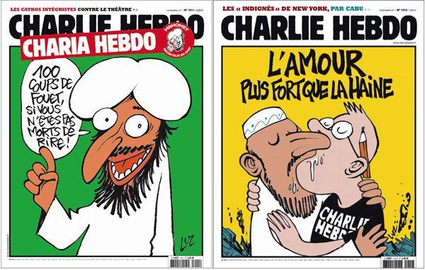 Defesa De Autuação à Autoridade De Trânsito Contra Multa De - 24 powerful cartoon responses charlie hebdo shooting