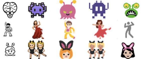 How Emoji Get Lost In Translation In 2020 Emoticon Girl Emoji Emoji