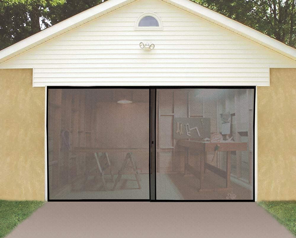 Garage Screen Door With Images Garage Doors Garage Screen Door Screen Door