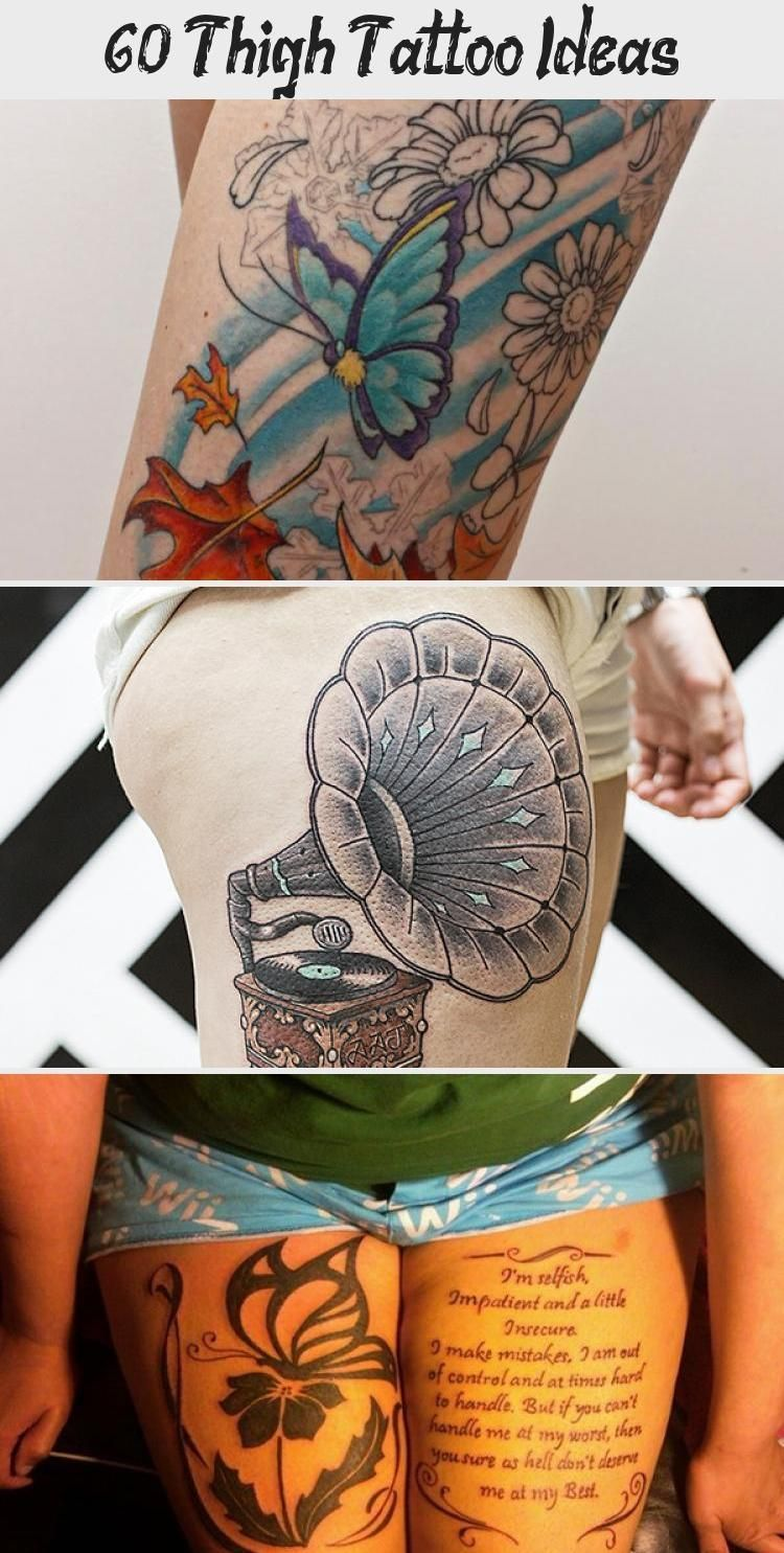 Photo of 55 Thigh Tattoo Ideas #ornamentaltattooMehndi #ornamentaltattooCoxa #ornamentalt…