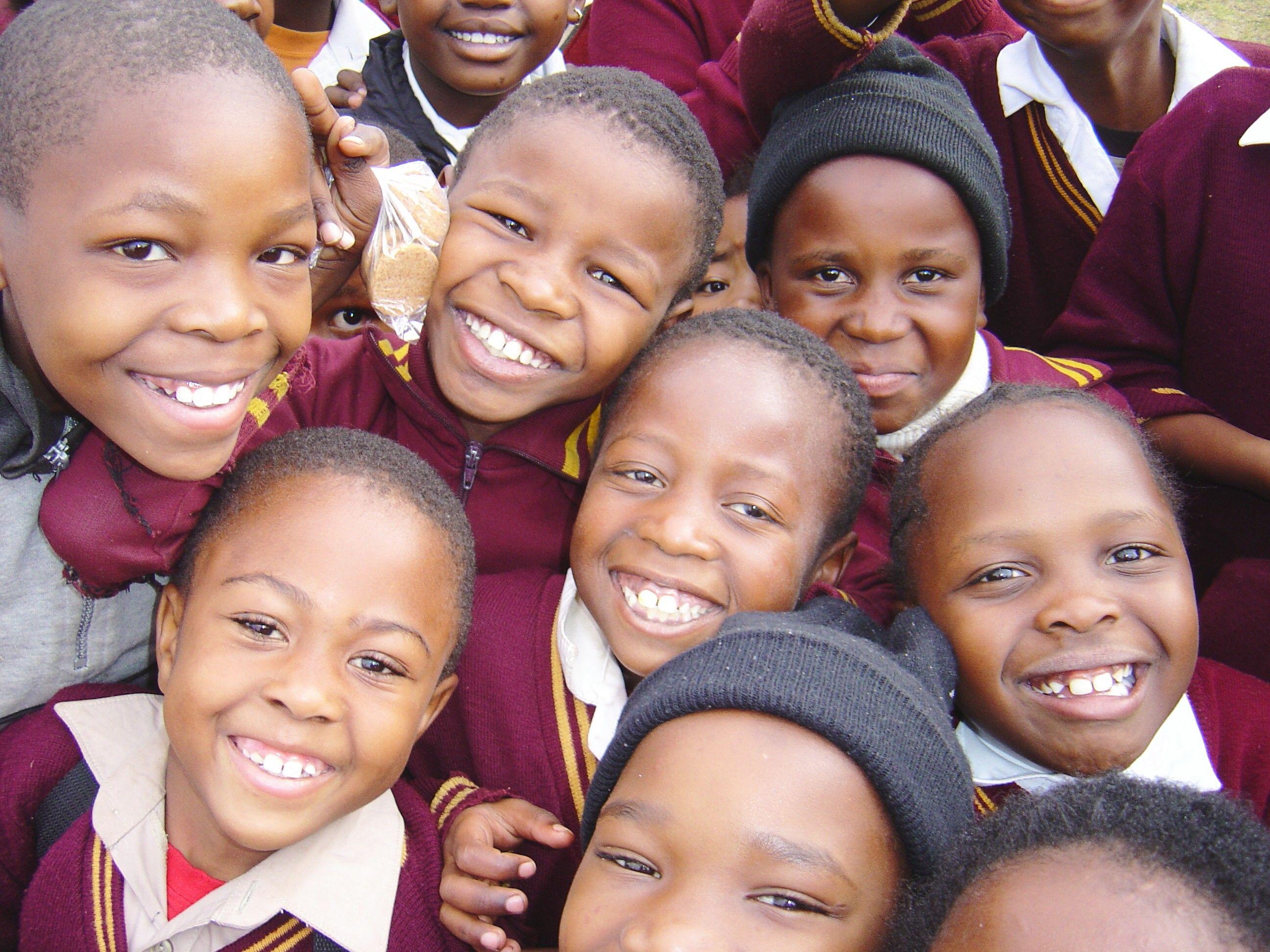 School children in south africa children in africa african children education in africa
