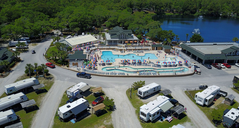 Myrtle Beach Travel Park Camping Rates Myrtle Beach Travel Park Myrtle Beach Travel Beach Trip Camping
