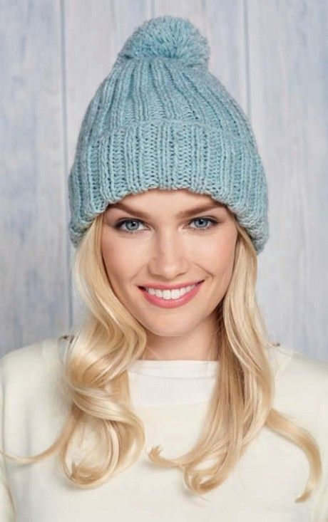 Keep your family snug in Penny Hill s easy-knit hats 4745250a5cd