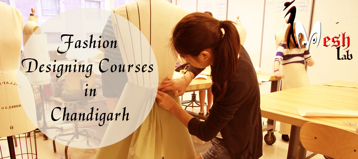You can design your clothes by your own-self to learn fashion designing courses in Chandigarh. For further inquiry Contact at 9780355788