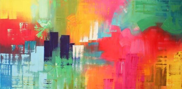 Artist: Silvana Pabon  Composición 1