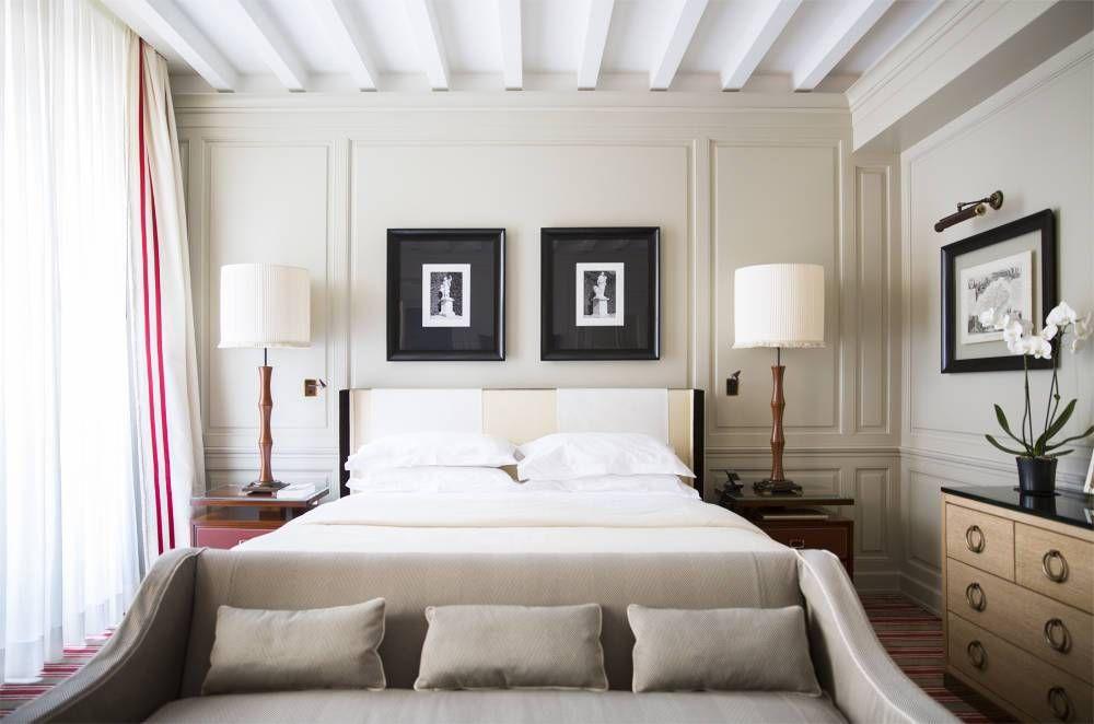 Designer Bedroom Colors Michele Bönan's New Hotel  Bedroom Retreat Bedrooms And House