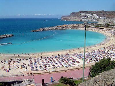 Gran Canaria Spain Beautiful Travel Destinations Holiday Travel