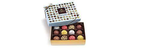 gift for mom Godiva Chocolatier Patisserie Chocolate Truffle Gift Box, Assorted Truffle Desserts