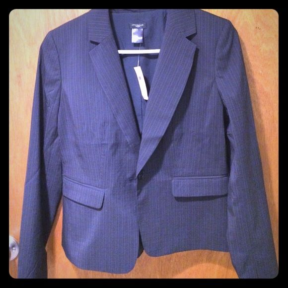 Ann Taylor petite blazer Never worn blazer. See picture for description of color Ann Taylor Jackets & Coats Blazers