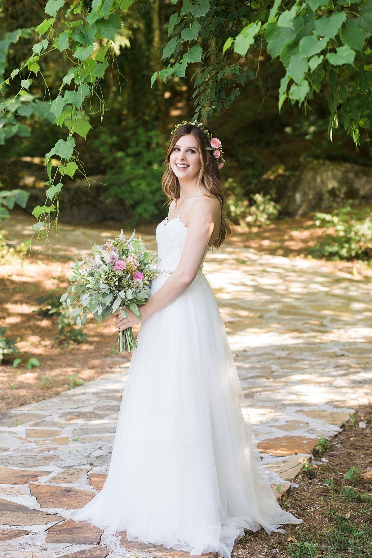 A Summer Garden Wedding In Knoxville Summer Garden Wedding Southern Wedding Inspiration Garden Wedding