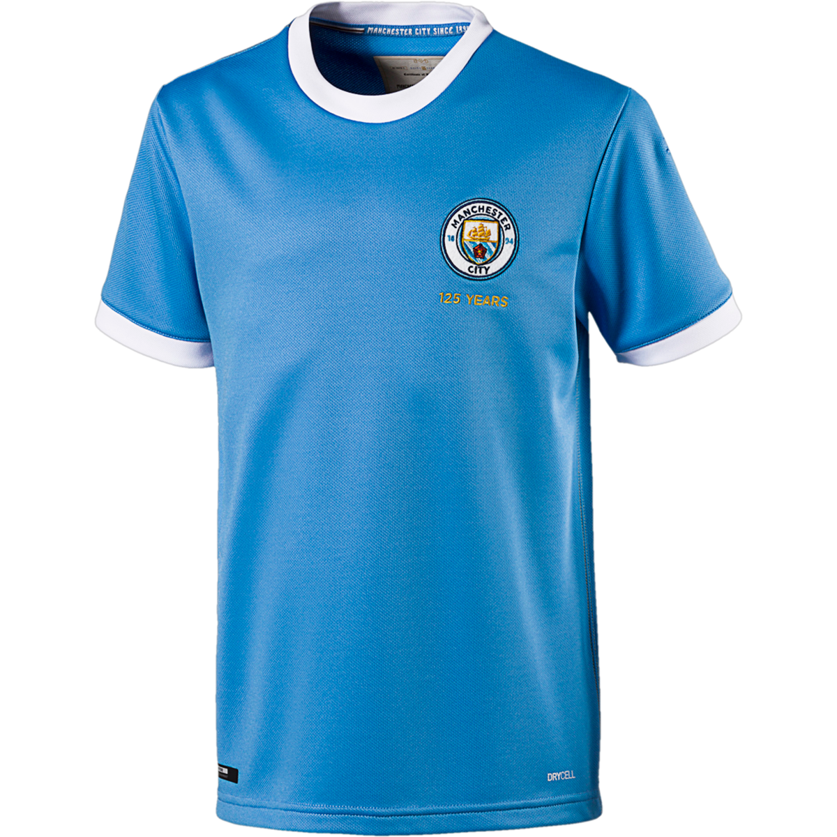 PUMA Manchester City 125th Anniversary Youth Jerseyyl