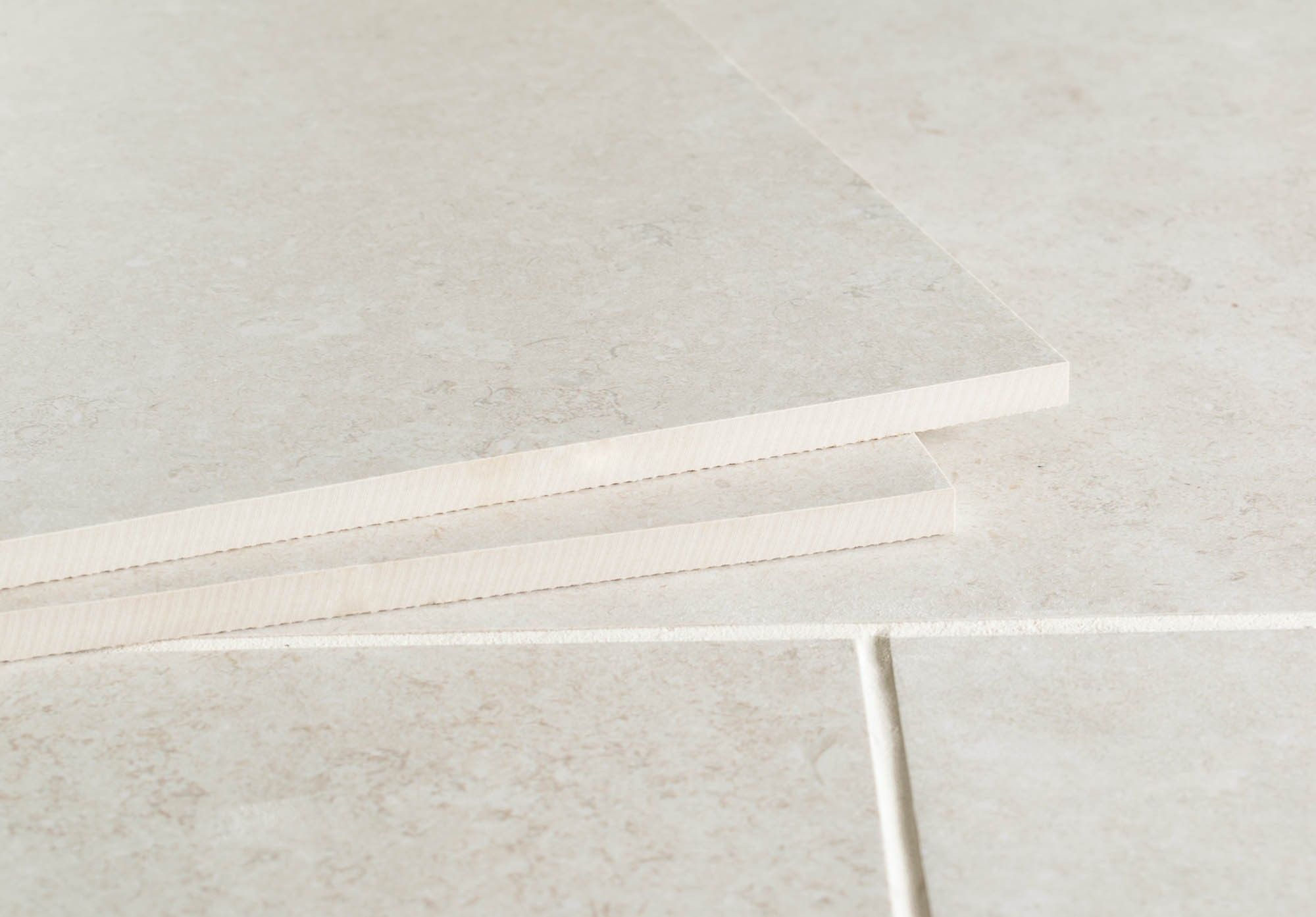 Our Lavello Bianco Porcelain Cleverly Replicates The Delicate Fossil And Shell Detail Found In Natural Limestone Floors Of Stonelimestone Tileporcelain