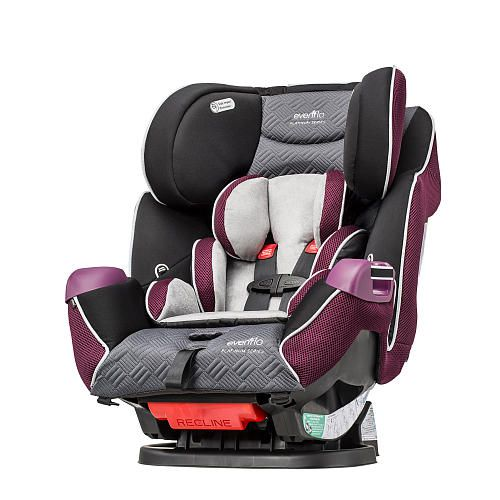 Evenflo Platinum Symphony Lx All In One Convertible Car Seat Josefina Evenflo Babies R Us Baby Car Seats Car Seats Convertible Car Seat