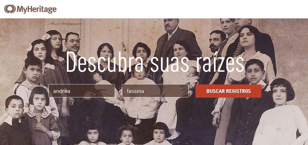 Quem sou eu? De onde venho? Milhões de brasileiros já podem descobrir de onde vieram seus familiares e antepassados. Uma nova ferramenta na internet ajuda nessa busca, principalmente para quem teve avós e bisavós estrangeiros e quer informações, por pura curiosidade, ou para tirar a. Leia Mais