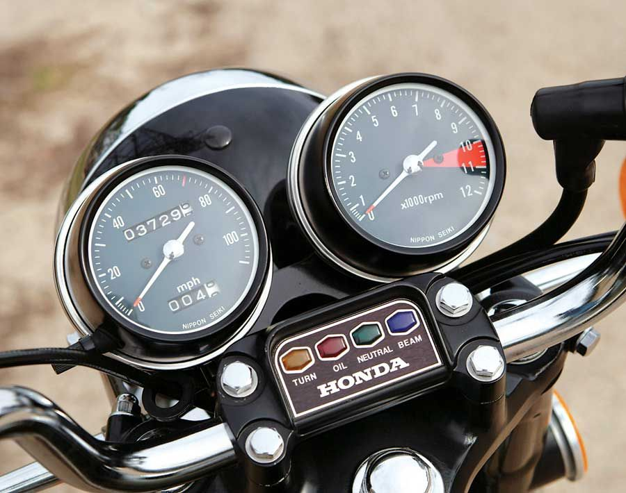 The Smallest Four Honda Cb350f Classic Japanese Motorcycles Honda Vintage Honda Motorcycles Honda Motorcycles
