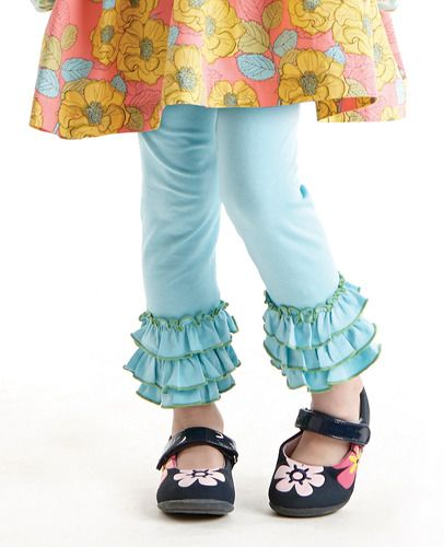 cbc18af52ab9 Matilda Jane Blue ribbon leggings | Adalyn's Closet | Matilda jane ...