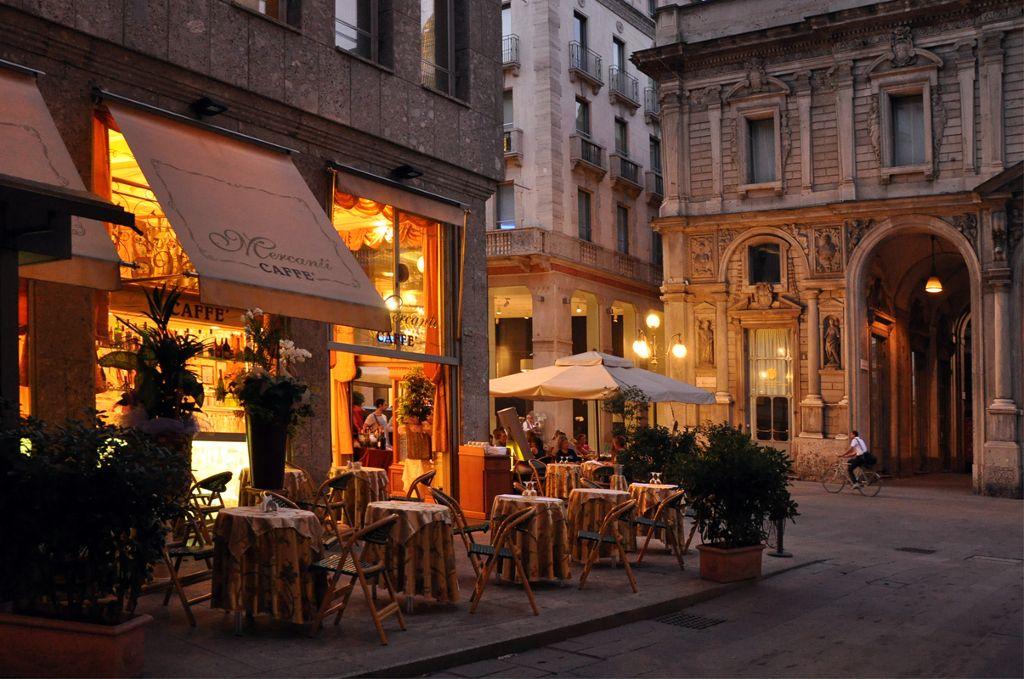 Milan, Italy - Bethany Nauert