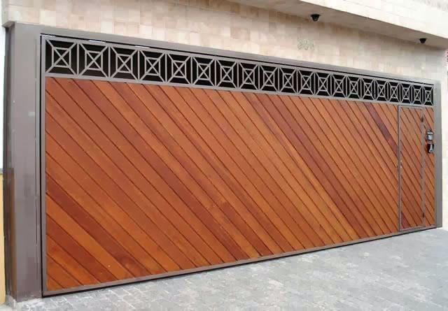 Decor salteado   blog de decoração e arquitetura : portão ...