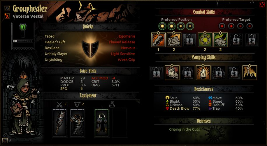 Darkest Dungeon Decorative Urn Fascinating Video Games Are Tackling Mental Health With Mixed Results  Mental Decorating Design