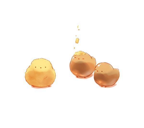 鳥ちゃん おしゃれまとめの人気アイデア Pinterest Frixend 餅 イラスト すいーとり 食品イラスト