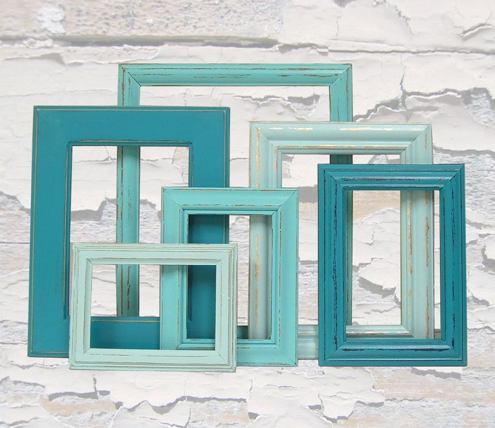 Turquoise Home Decor on Pinterest Recycled Home Decor