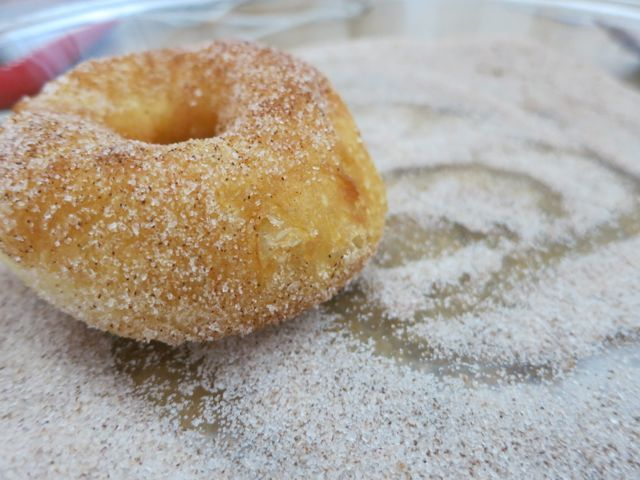 Easiest Doughnut Recipe Ever, From Comfy in the Kitchen | Desserts ...