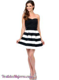 Buscar vestidos cortos para fiesta