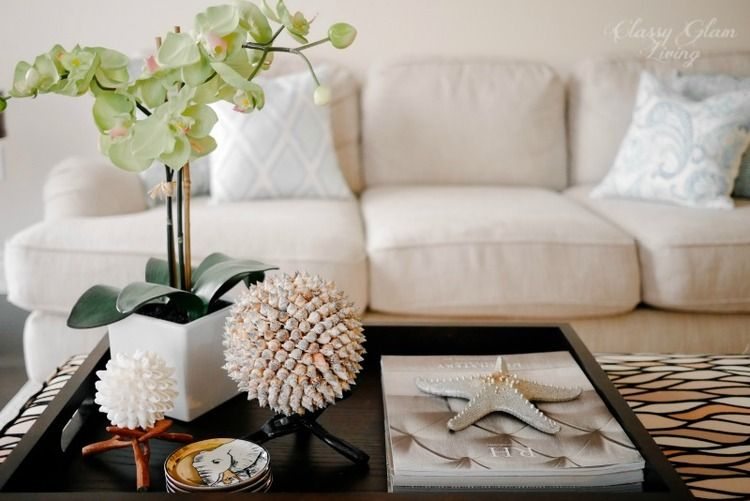 My Cur Obsession Trays And Styling Coffee Table Tray