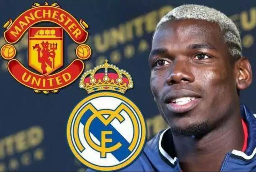 Paul Pogba Sudah Pamitan dengan Pemain Manchester United