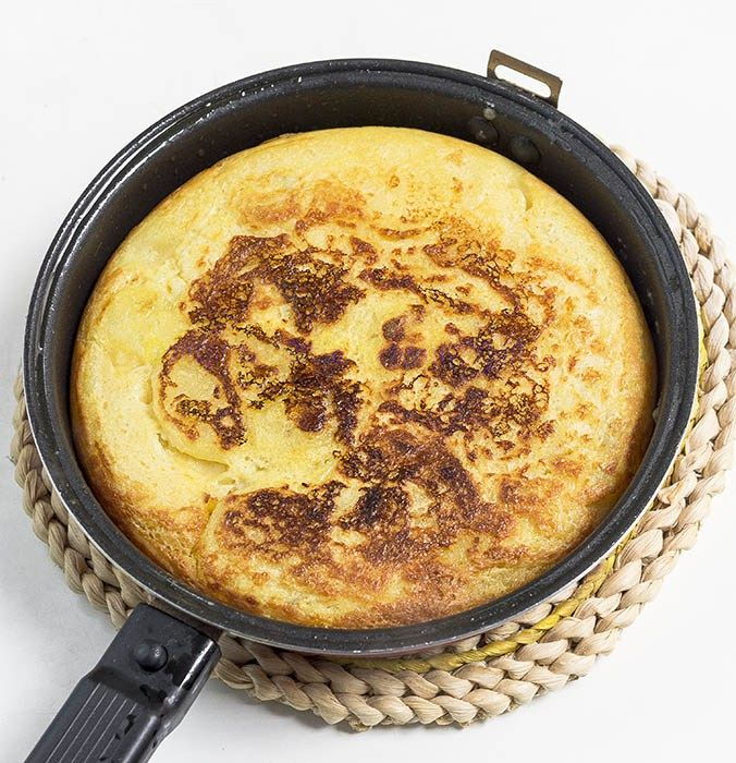 Cómo Hacer Tortillas De Patatas Sin Huevos Gastronomía Vegana Gastronomía Vegana Tortilla De Patatas Como Hacer Tortillas