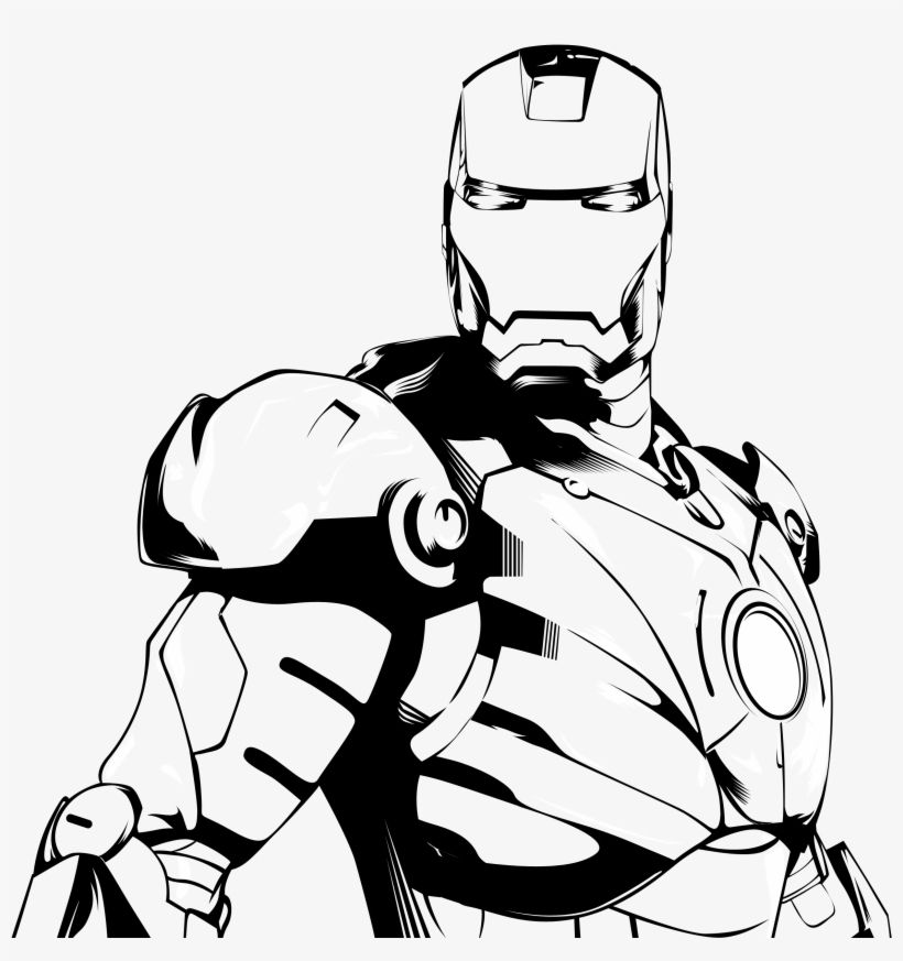 28 Collection Of Ironman Clipart Black And White Iron Man Black And White Iron Man Drawing Iron Man Art Iron Man