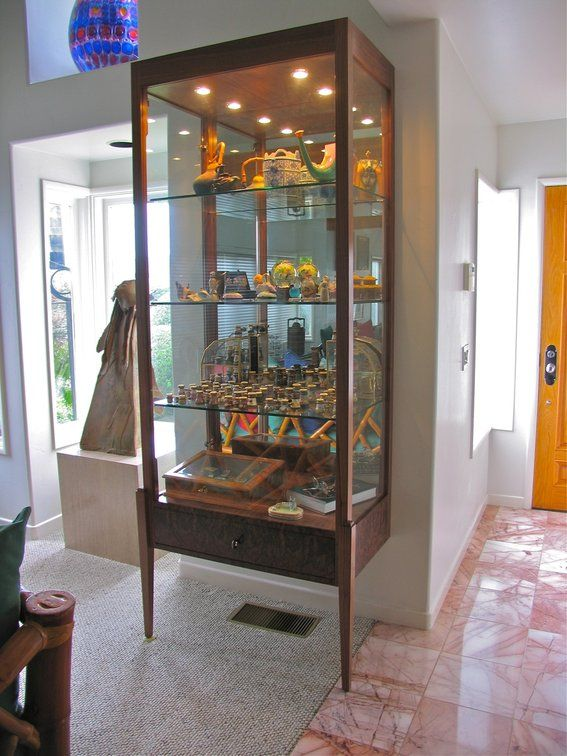Superieur Custom Display Case By Del Cover
