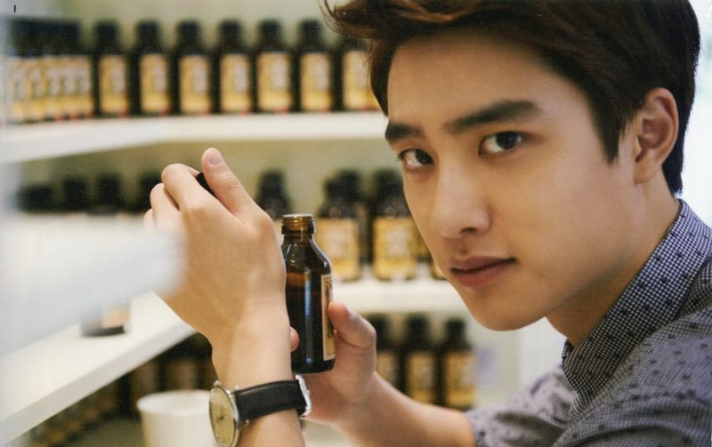 How Do Kpop Idols Smell Kyungsoo Exo Kyungsoo Exo Do
