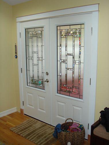 Exceptionnel Codel Fiberglass Double Entry Doors With Glass   Signature Window U0026 Door
