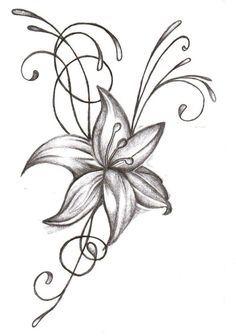 Flower Tattoo Bing Images Tatuajes De La Flor De Jazmin Disenos De Tatuaje De Flores Jazmin Flor
