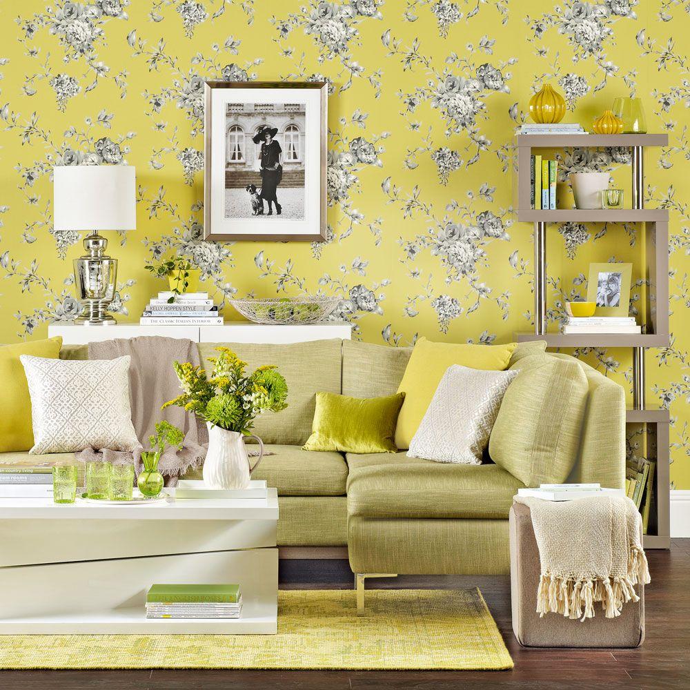 10 Yellow Living Room Ideas 2020 (Happy and Joyful) (With