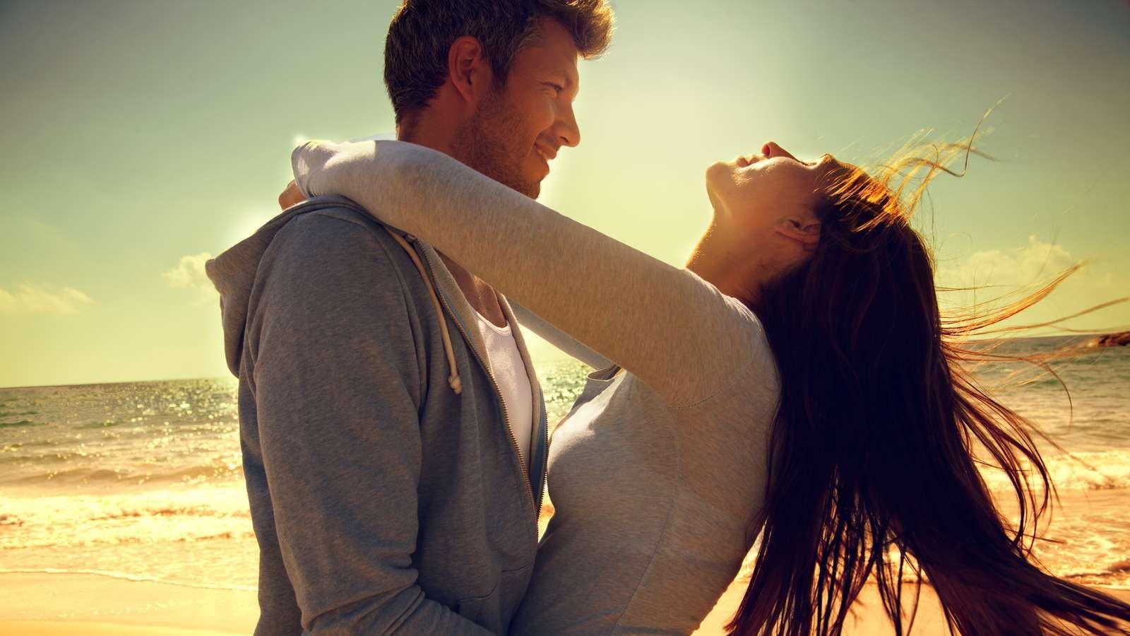 Glückliche Partnerschaft: Liebe ist lohnende Arbeit