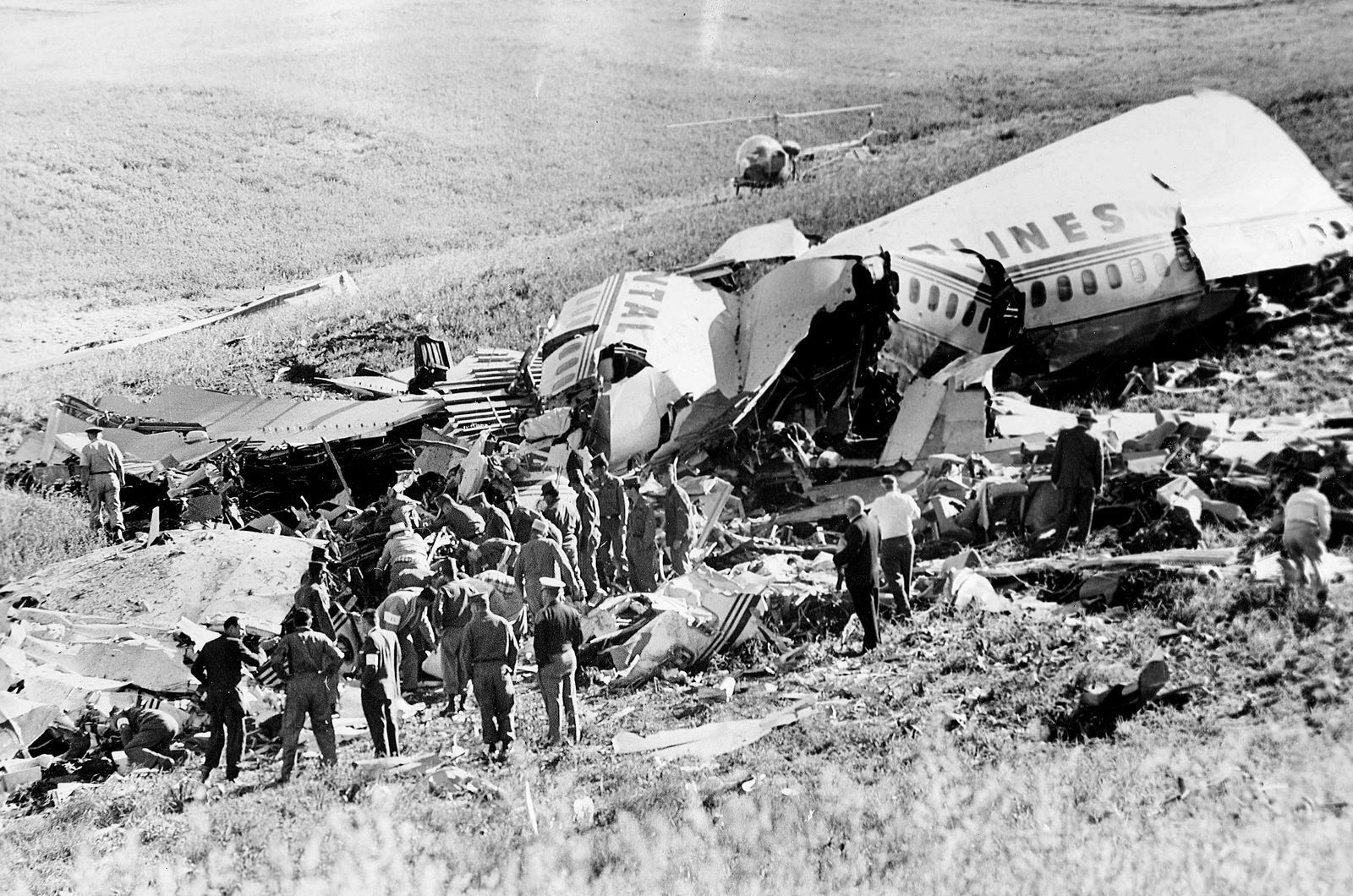 Bomb On Boeing 707 Was First Of The Jet Age Aviation