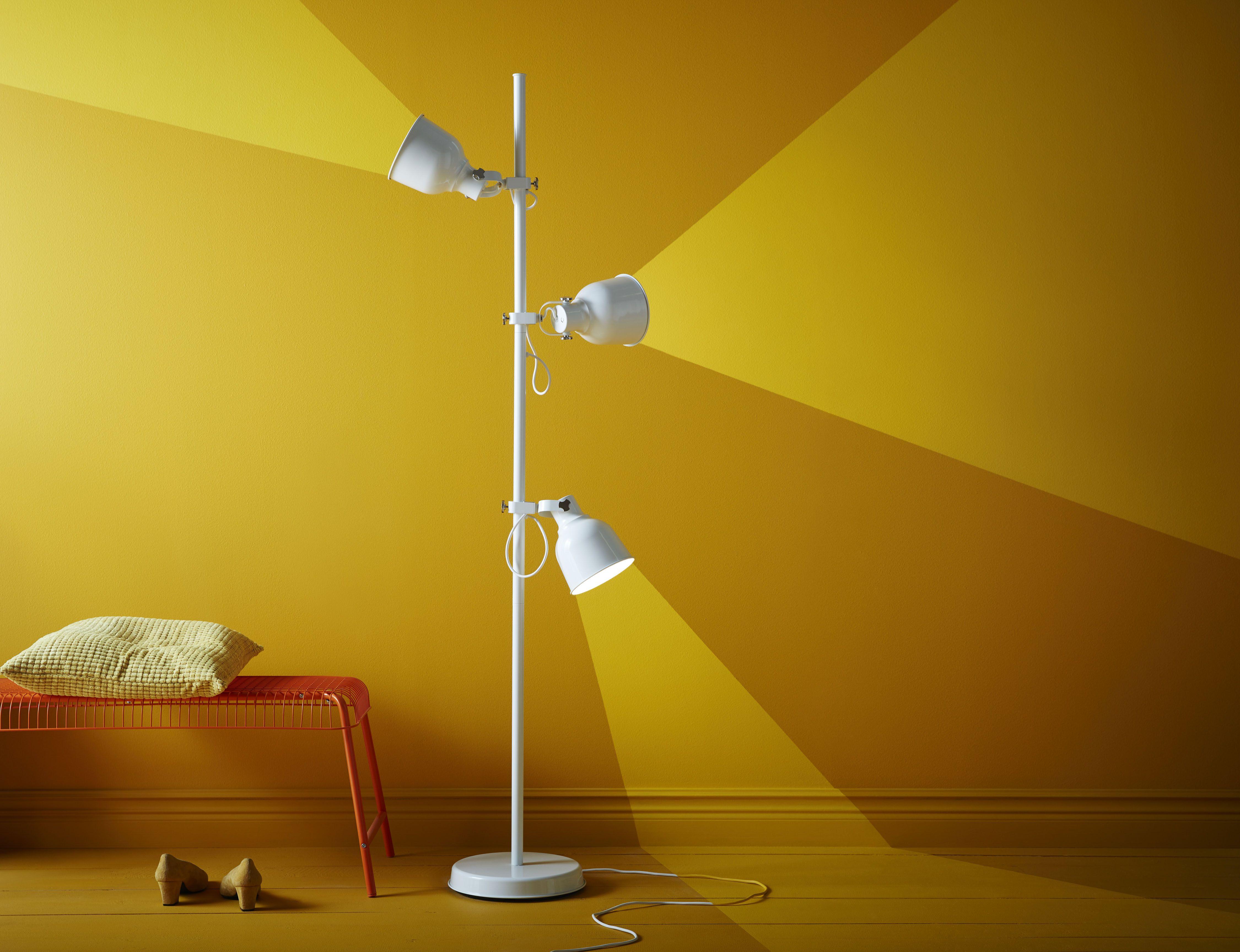 HEKTAR Staande lamp | #nieuw #IKEA #IKEAnl #lamp #verlichting #spot ...