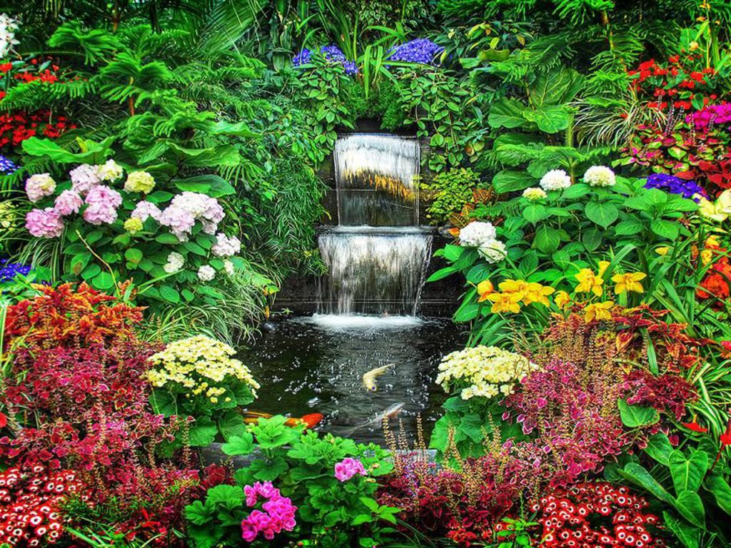 Garden Home And Garden Charms Tips On Starting A Flower Garden Home