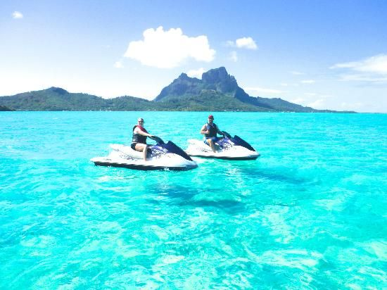 una de las muchas actividades que se pueden hacer en esta afrodisiaca isla.